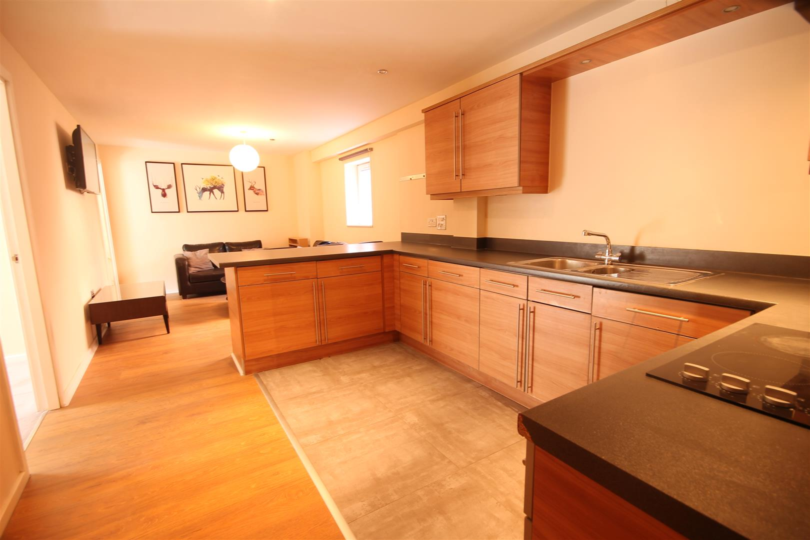 Rialto Building Newcastle Upon Tyne, 5 Bedrooms  Apartment ,To Let